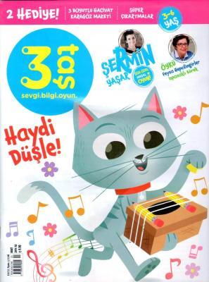 3 Taş Dergisi 2019/03 Mart