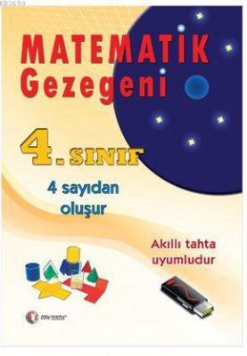 4. Sınıf Matematik Gezegeni - Tek Kitap