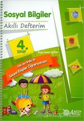 4. Sınıf Sosyal Bilgiler Akıllı Defterim