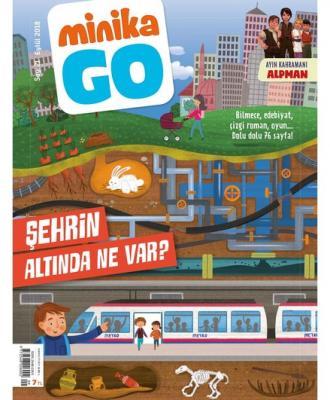 Minika GO Dergisi Sayı:21 Eylül 2018