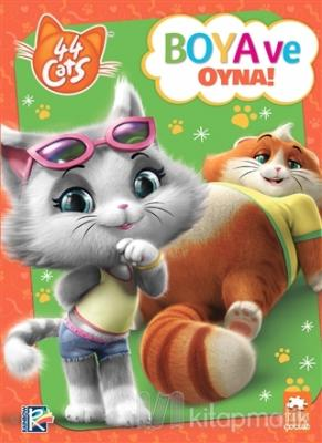 44 Cats - Boya ve Oyna!