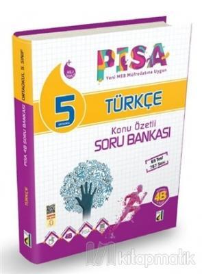 5. Sınıf Pisa 4B Türkçe Soru Bankası