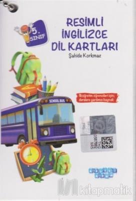 5. Sınıf Resimli İngilizce Dil Kartları