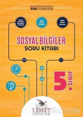 5. Sınıf Sosyal Bilimler Soru Kitabı Kolektif