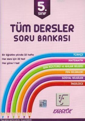 5. Sınıf Tüm Dersler Soru Bankası %30 indirimli Meltem Ünal