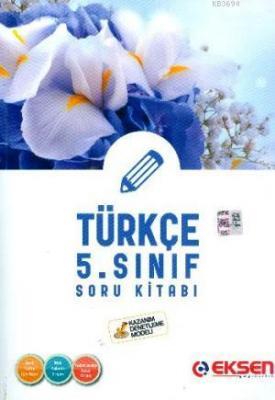 5. Sınıf Türkçe Soru Kitabı Komisyon