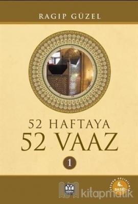 52 Haftaya 52 Vaaz (3 Cilt Takım) (Ciltli)