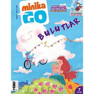 Minika Go Dergisi Sayı:27 Mart 2019