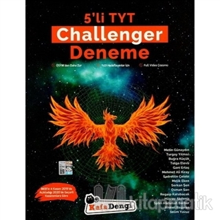 5'li TYT Challenger Deneme