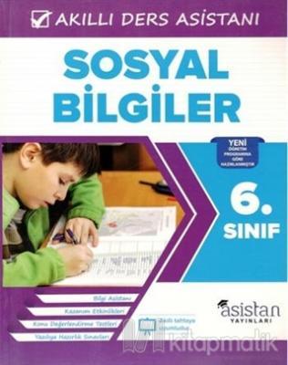 6. Sınıf Sosyal Bİlgiler Akıllı Ders Asistanı