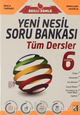 6. Sınıf Tüm Dersler Yeni Nesil Soru Bankası Kolektif
