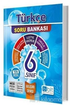 6. Sınıf Türkçe Soru Bankası Kolektif