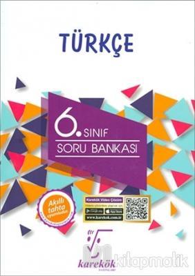 6. Sınıf Türkçe Soru Bankası Meltem Ünal