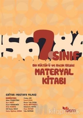 7. Sınıf Din Kültürü ve Ahlâk Bilgisi Materyal Kitabı Kolektif