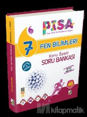 7. Sınıf PISA Fen Bilimleri Konu Özetli Soru Bankası