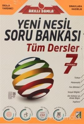7. Sınıf Tüm Dersler Yeni Nesil Soru Bankası Kolektif