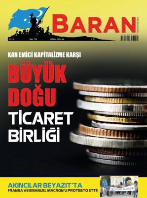 Baran Dergisi Sayı:720
