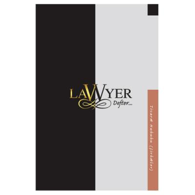 Lawyer Defter - Ticaret Hukuku (Şirketler) Notlu Öğrenci Defteri