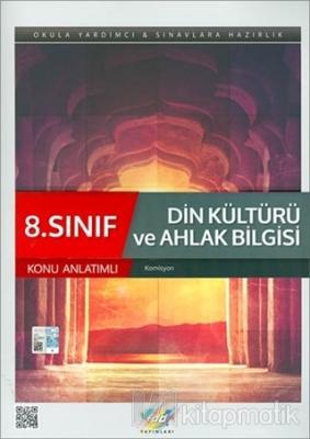 8. Sınıf Din Kültürü ve Ahlak Bilgisi Konu Anlatımlı