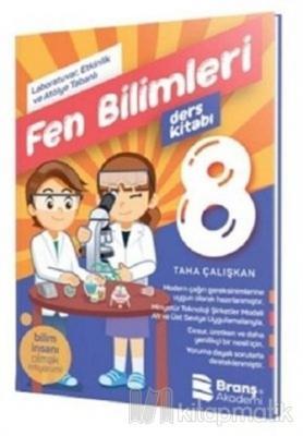 8. Sınıf Fen Bilimleri Ders Kitabı
