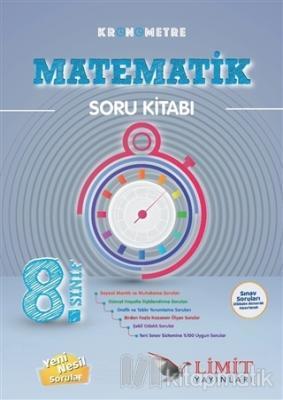 8. Sınıf Kronometre Matematik Soru Bankası Kolektif