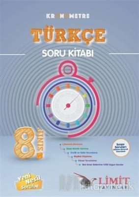 8. Sınıf Kronometre Türkçe Soru Bankası