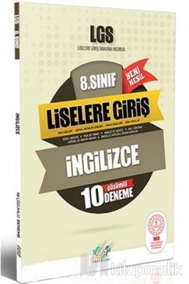 8. Sınıf LGS İngilizce Çözümlü 10 Deneme