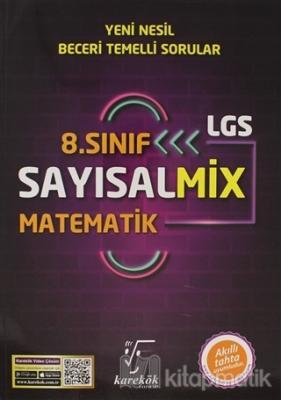8. Sınıf LGS Sayısalmix Matematik - Fen Bilimleri