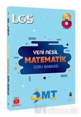 8. Sınıf LGS Yeni Nesil Matematik Soru Bankası Kolektif