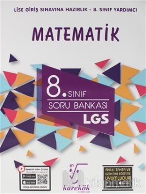 8. Sınıf Matematik LGS Soru Bankası Kolektif
