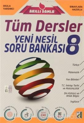 8.Sınıf Tüm Dersler Yeni Nesil Soru Bankası Kolektif