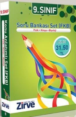 9.Sınıf Soru Bankası Set (Fkb)