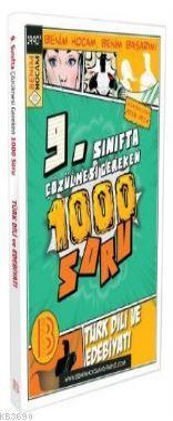 9. Sınıf Türk Dili ve Edebiyatı Çözülmesi Gereken 1000 Soru