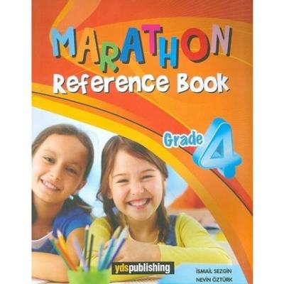 Marathon Grade 4 Reference Book- Activity Book- Worksheets