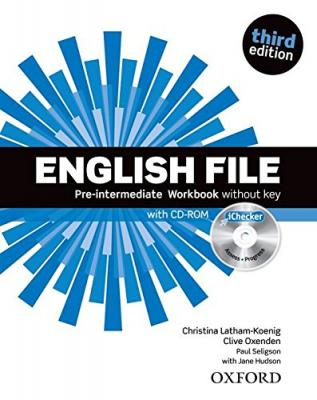Englısh Fıle Pre-intermediate Student's Book- Workbook