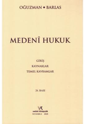 Medeni Hukuk Nami Barlas