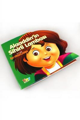 Alaaddinin Sihirli Lambası İlk Kitaplarım Tiny Kids Komisyon