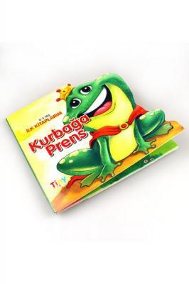 Kurbağa Prens İlk Kitaplarım Tiny Kids Komisyon