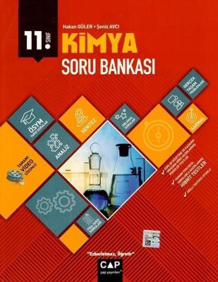 11. Sınıf Anadolu Lisesi Kimya Soru Bankası Çap Yayınları Komisyon