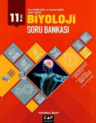 11. Sınıf Anadolu Lisesi Biyoloji Soru Bankası Çap Yayınları Komisyon