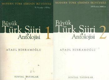 Büyük Türk Şiiri Antolojisi 2 Cilt