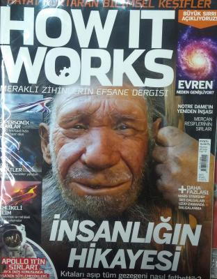 How It Works Dergisi Sayı:10 Ağustos 2019