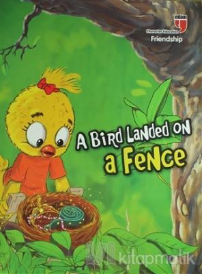 A Bird Landed on a Fence - Freindship Neriman Karatekin