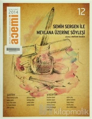 Acemi Aktüel Edebiyat Dergisi Sayı : 12 / Ocak - Şubat 2014