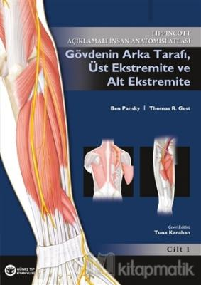 Açıklamalı İnsan Anatomisi Atlası 1