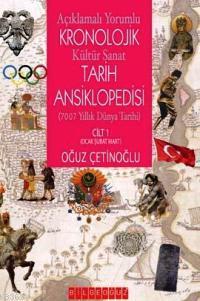 Açıklamalı Yorumlu Kronolojik Kültür-sanat Tarih Ansiklopedisi (4 Cilt)