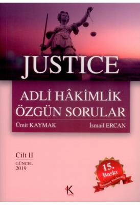 Justıce Adli Hakimlik Ümit Kaymak