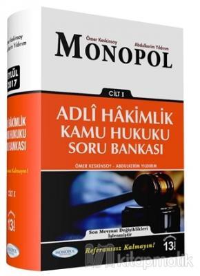 Adli Hakimlik Açıklamalı Kamu Hukuku Soru Bankası (Ciltli)
