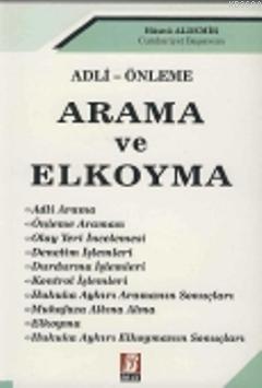 Adli-Önleme Arama ve Elkoyma