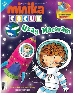 Minika Çocuk Dergisi Sayı:30 Haziran 2019